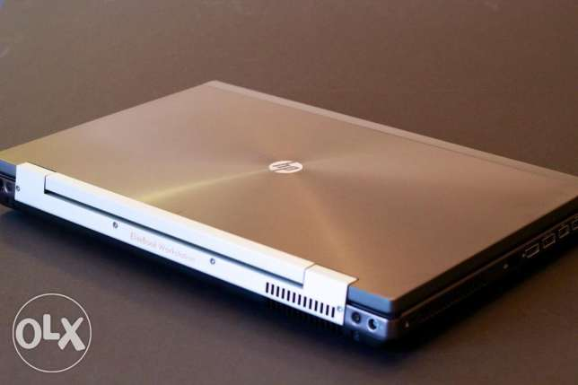 HP Workstation 8770W (2GB Graphics Card)