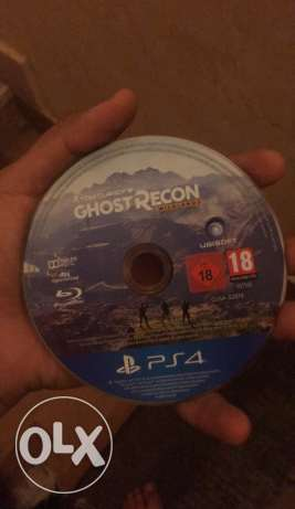Ghost Recon Used for only 3 hours we 3alla fekrra gedeida be 1050