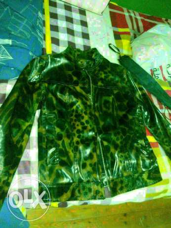 Tiger leather jacket شبرا -  2