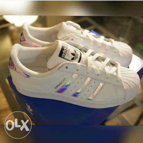 adidas super star Miror original Quality. ميت عقبة -  1