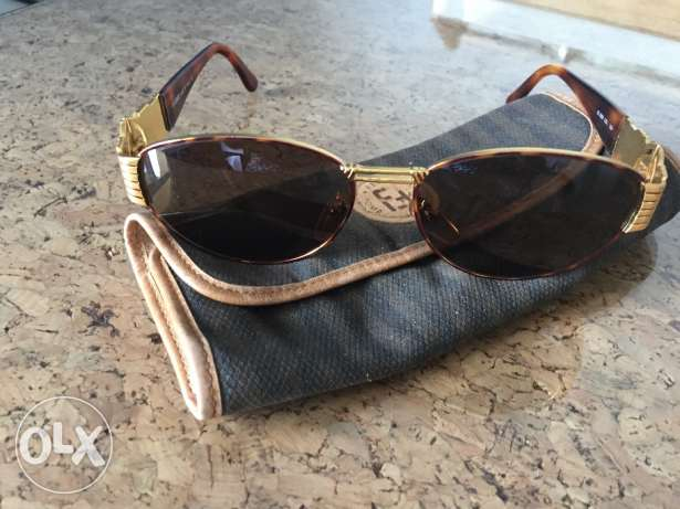 Fendi original glasses made in Italy القاهرة -  1