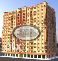 For sale apartment in Nasr City area of 110 m advent 100000