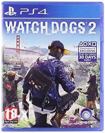 Watchdogs 2 used for sale or trade b gta v + 100 gneh