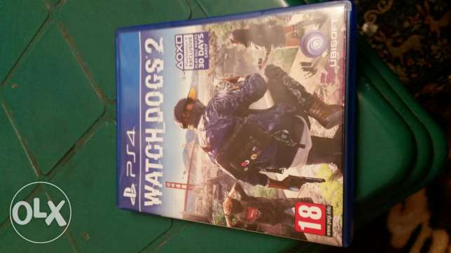 Wd2 watchdogs 2 for ps4