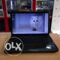 Laptop hp g7 amd a8 ram8g h,d640 vga 5g led17 للفووشوب والاتوكاد