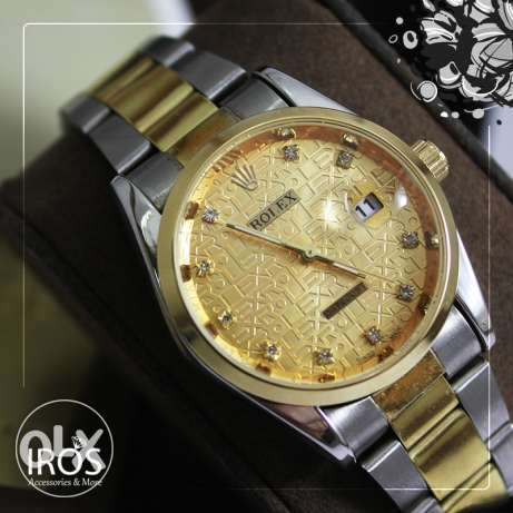 Watches silver & Gold