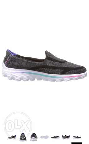Skechers Kids 81052L Go Walk 2 الشيخ زايد -  1