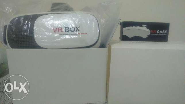 Vr box with remote مدينة نصر -  2