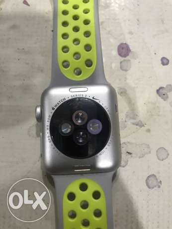 watch apple series 2 nike