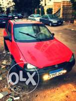 Opel Corsa coupe sport edition