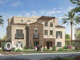 Twin House almost with no over! Mivida