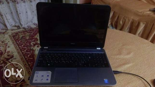 Laptop Dell inspiron5537 شبين الكوم -  3