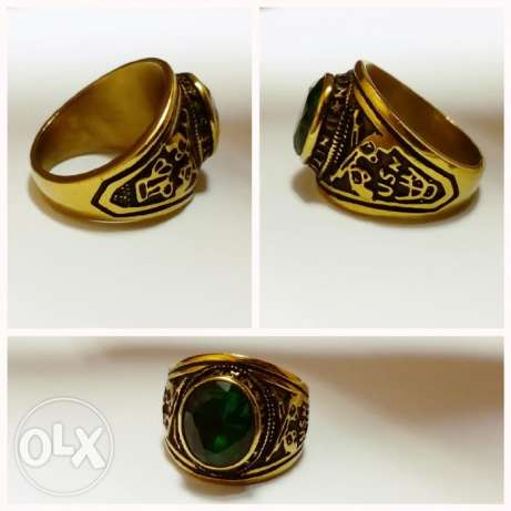 خاتم بأحجار كريمة Rings with gemstone مدينة نصر -  2