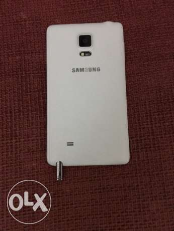 note edge white very good condition المقطم -  3