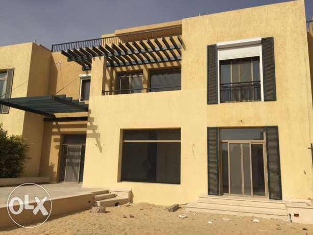 townhouse for rent in allegria Beverly Hills الشيخ زايد -  1