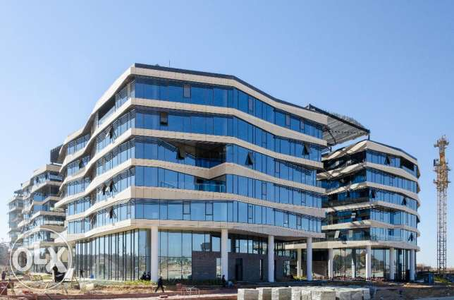 Polygon Office for sale with a terrace