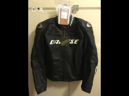 Dainese jacket Racing D1 Pelle size 50