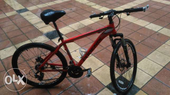 Phoenix mountain bike, Almost not used + a spare wide san remo seat الإسكندرية -  4
