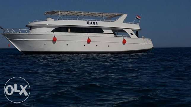 Tourist boat very high features الغردقة -  1