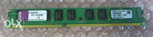 Ram 2gb kingston ddr3