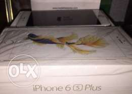 i Phone 6s plus 16 NEW