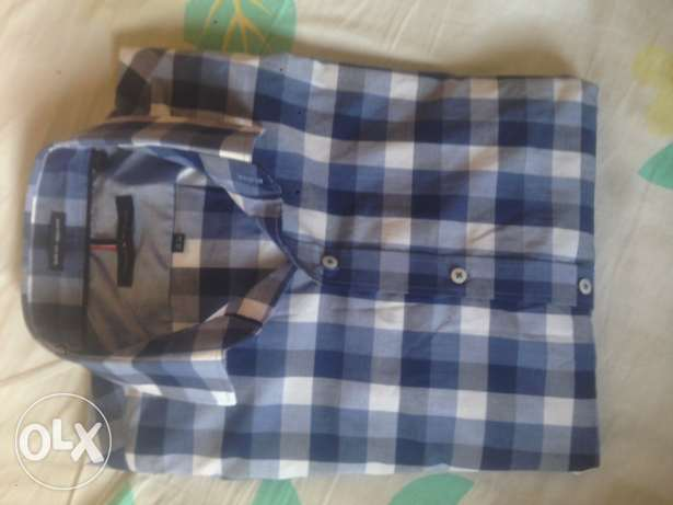 Tommy Hilfiger chemise and tshirt from USA