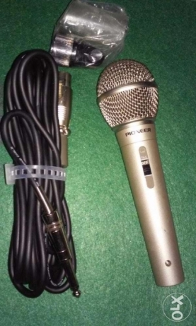 Pioneer Dynamic Microphone ميكروفون بايونير