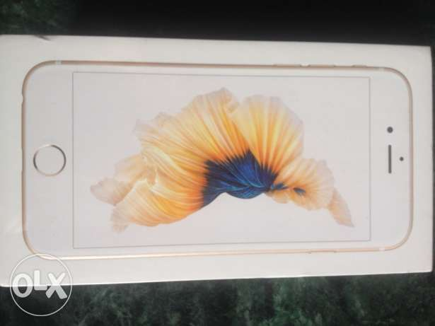 iPhone 6 S gold 32 GB *new*