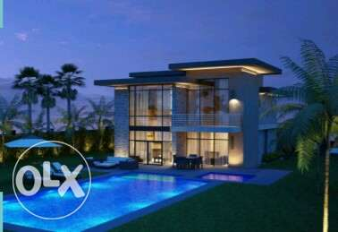 Swan Lake Hassan Allam Villa Fully Finished Up To 6 Years Installment