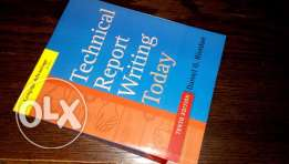 Technical Report Writing Today 10th Edition, Kindle Edition hard copy