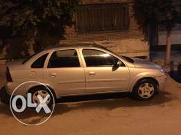 opel corsa in a high condition