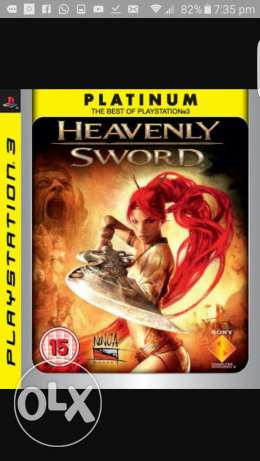 heavenly sword for ps3