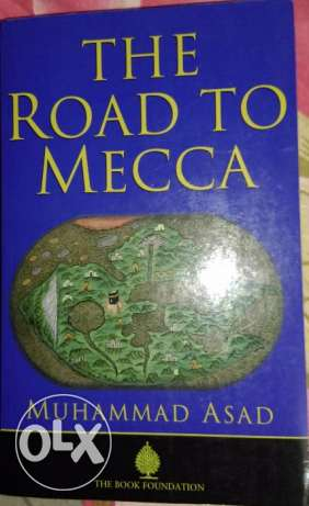 The Road To Mecca (Mohammad Sad) new book