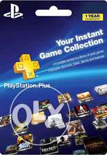 all ps4 games and psn cards and ps plus الإسكندرية -  1