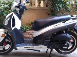 Scooter 2014, 150cc