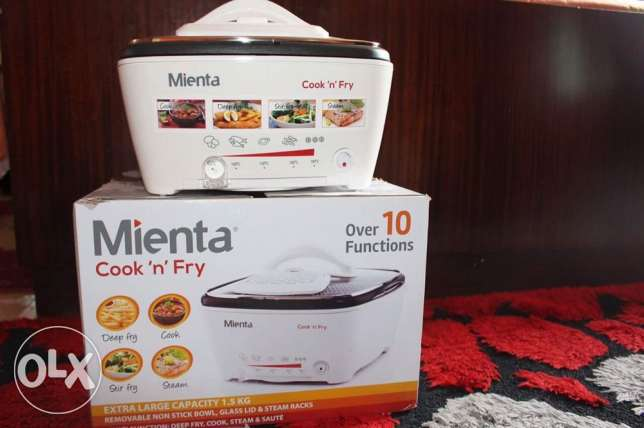 mienta cook dry for sale مدينة نصر -  1