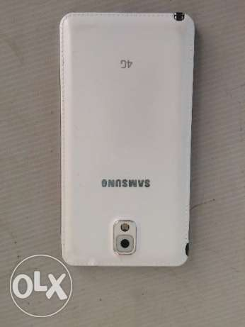Note 3 ,،،32 giga ,,4g white