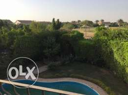 Villa with swimming pool for sale in el rabwa elshikh zayed