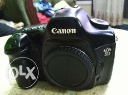 Canon 5D mirk 1 and Lens 50 and Lens 28/200