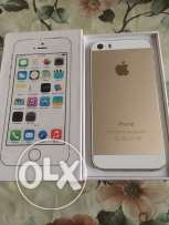 iphone 5s gold perfect 32G