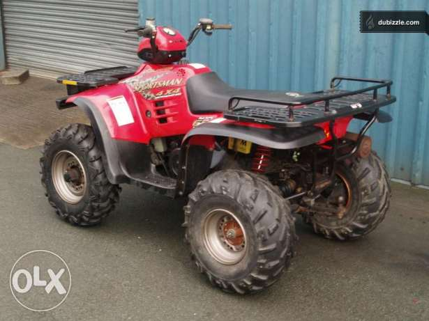 Polaris sportsman 500 4x4 model 1998 القاهره -  4