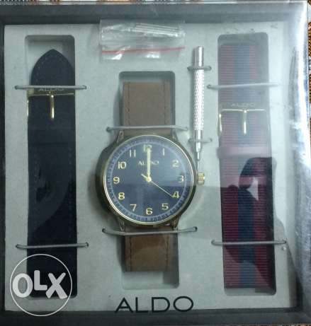 Aldo Multi Strap Watch