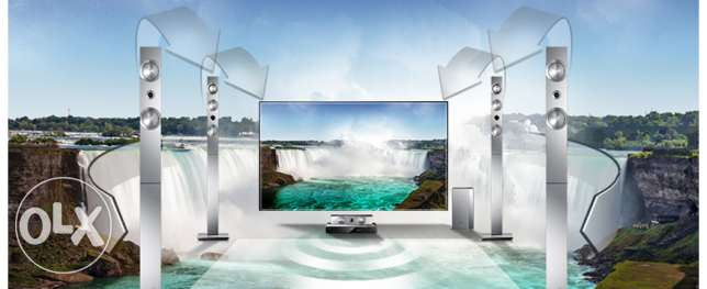 Samsung Home Theater HT-F9750W 1330 wat وسط القاهرة -  3