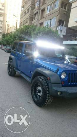Jeepwrangler for sale شيراتون -  4