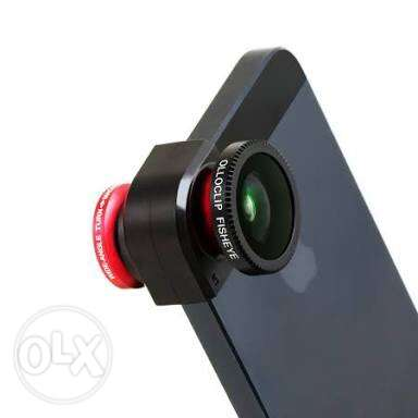 olloclip 3 in 1 Lens for iPhone5/5s/SE/iPod touch