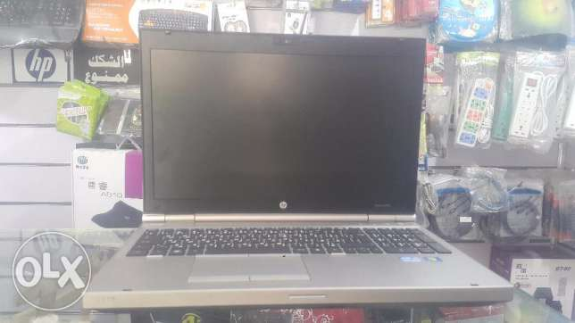 Elite Book 8560 Core i 5 ram 4 hard 500