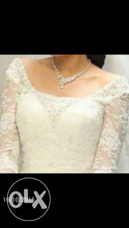 size 40 dress mori lee wedding original