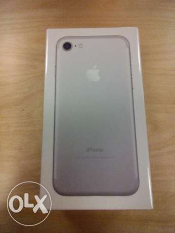 iPhone 7 128G Silver - Facetime
