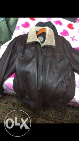 top gun original bomber leather