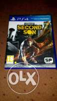 Infamous second son for sale or trade